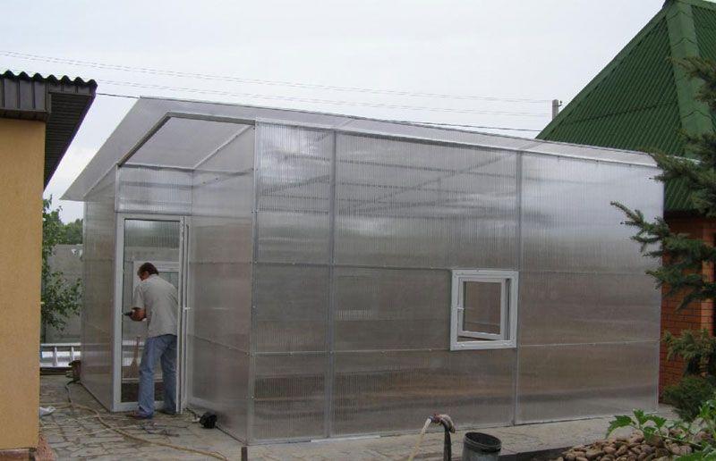 поликарбонат бетон